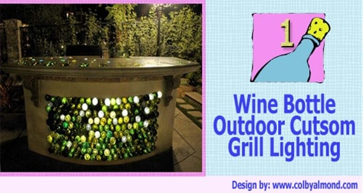 Creative Uses for Wine Bottles.