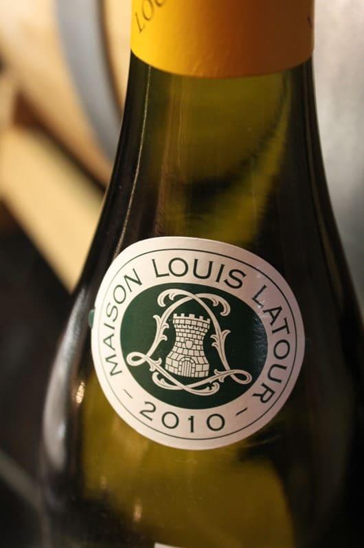 Louis Latour Pouilly Fuisse, Burgundy, France, 2010