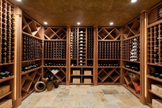 The 5 Most Common Mistakes When Building a Wine Cellar ~ Joseph & Curtis.