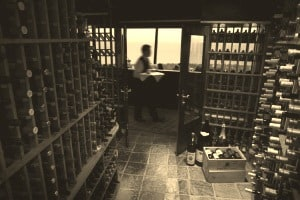 Highest wine cellar