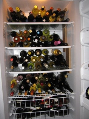 Is it OK to Store Wine in a Refrigerator?