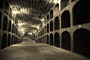 Largest wine cellar by number of bottles
