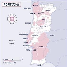 wine-map-of-Portugal
