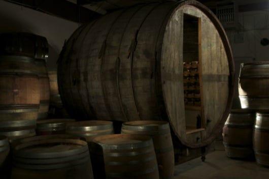 wine-barrel-cave