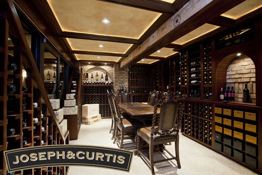 So you want to build a wine cellar blog your wine for Build a wine cellar
