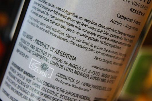 Lamadrid-Cabernet-Franc-wine-Agrelo-Argentina