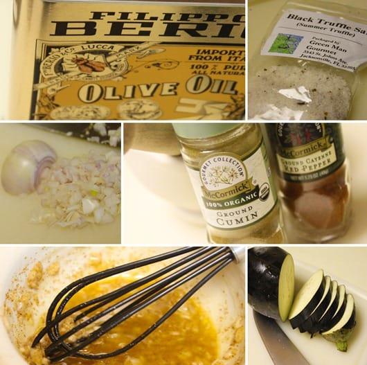 Garlic-Cumin-Vinaigrette