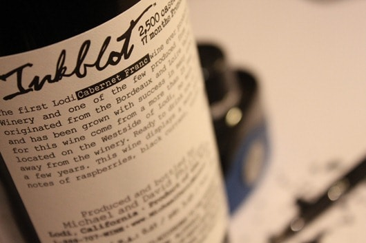 Michael-David-Inkblot-Cabernet-Franc-Wine-Review
