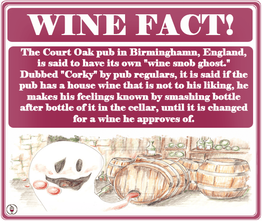 WINE FACT Wine Ghost