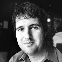 Kris Chislett Profile BW (2)