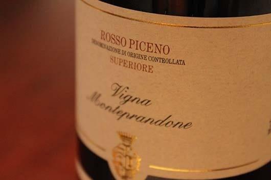 Saladini-Pilastri-Vigna-Monteprandone- Rosso-Piceno