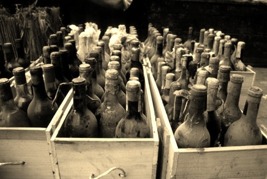 Wine Myths…Busted: Is an Aged Wine Better than a Younger Wine?