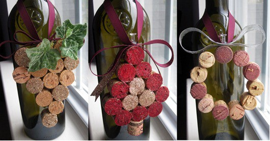DIY Wine Bottle Tags.