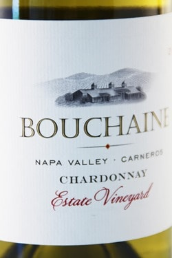 Bouchaine, Chardonnay, Napa Valley, Carneros, California