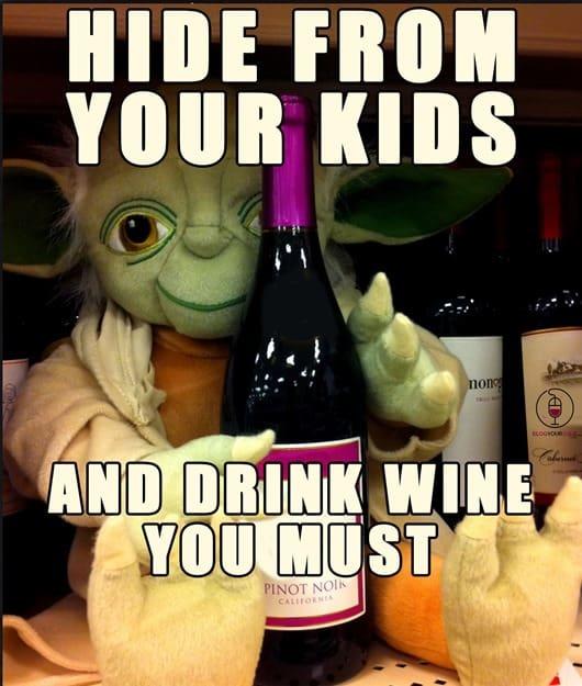 Trust Yoda You Must.
