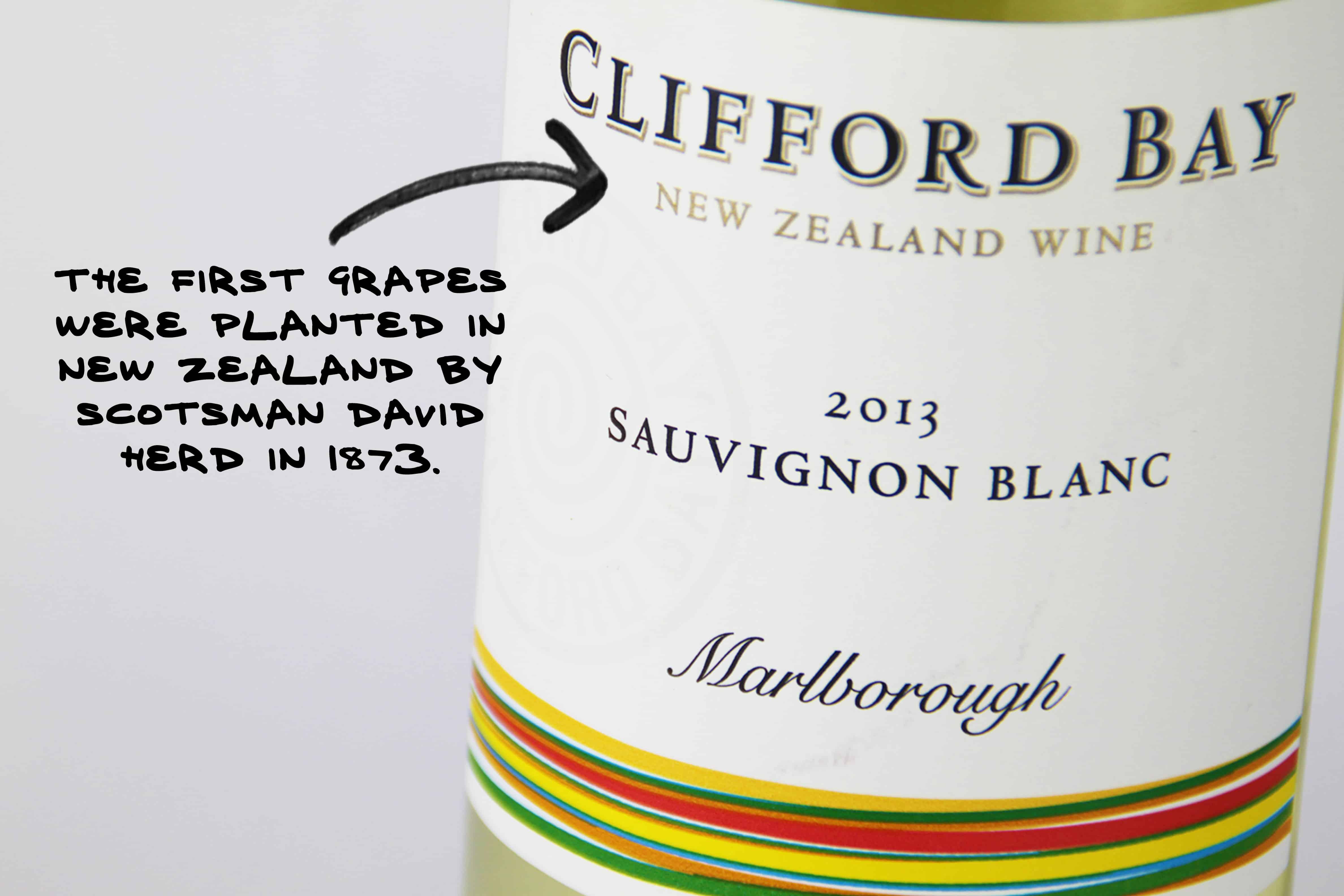 Clifford Bay Sauvignon Blanc Wine